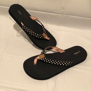 J Crew Women's Sandals Flip Flops